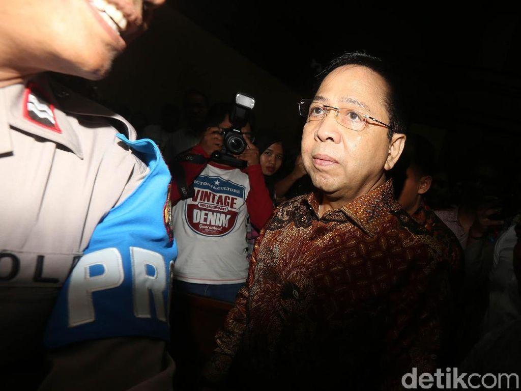 Bamsoet Prihatin Setya Novanto Divonis 15 Tahun Penjara