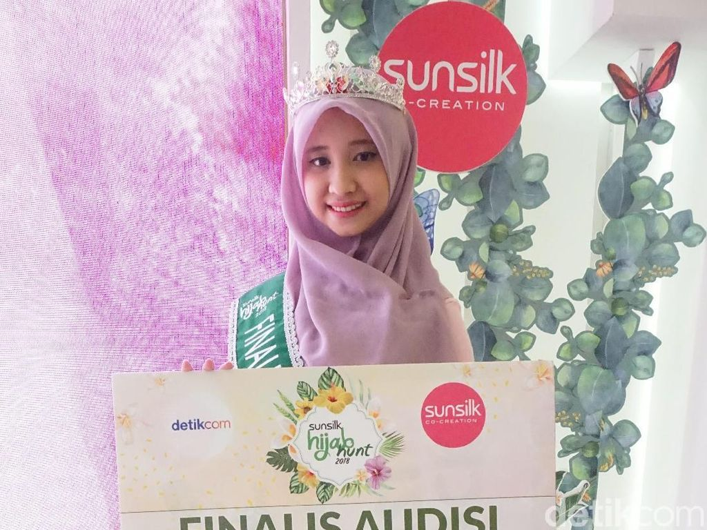 Era Balqie, Guru Biola Cantik Pemenang Sunsilk Hijab Hunt 2018 Medan