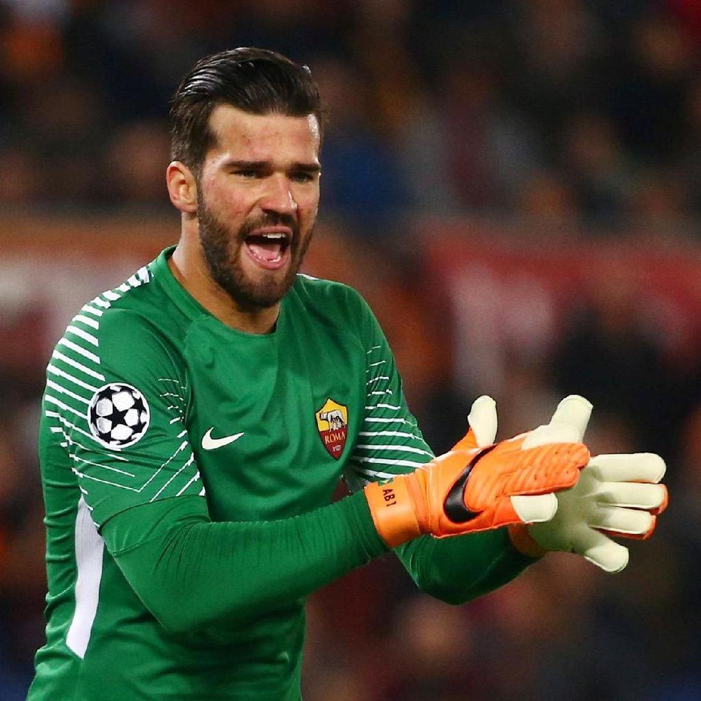 Roma Pasang Deadline untuk Peminat Alisson