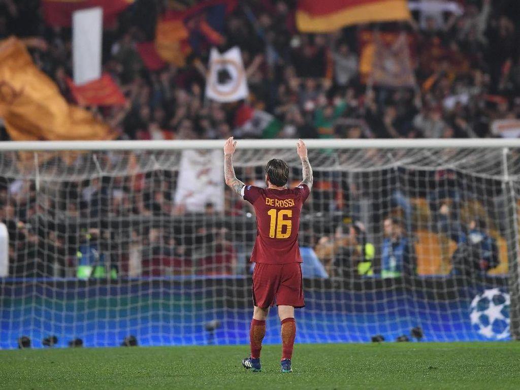 Aksi Bela De Rossi: Dari Roma Sampai London