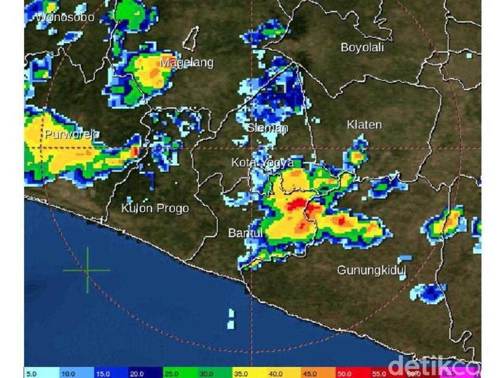 BMKG Pasang Radar Gempa Bumi & Tsunami di Yogya dan Jateng