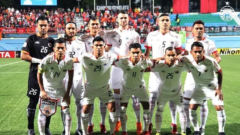 Persija Tunggu Lawan Berikutnya di Piala AFC, Siap Hadapi Siapa Saja