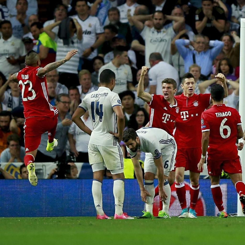 Lewandowski: Madrid Favorit, tapi ...