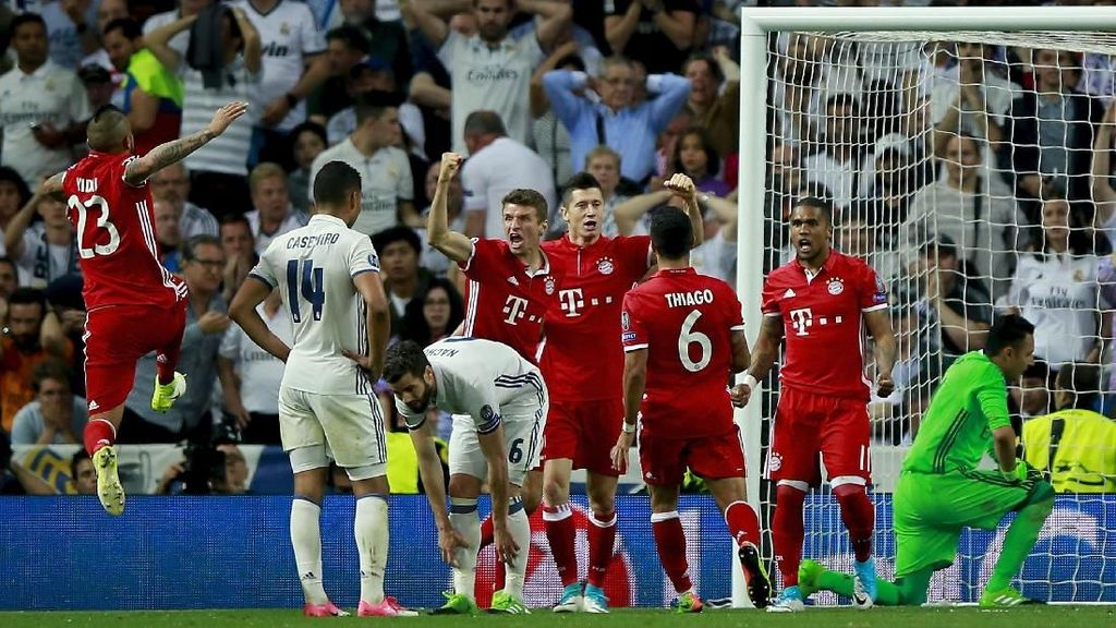 Lewandowski: Madrid Favorit, tapi ...