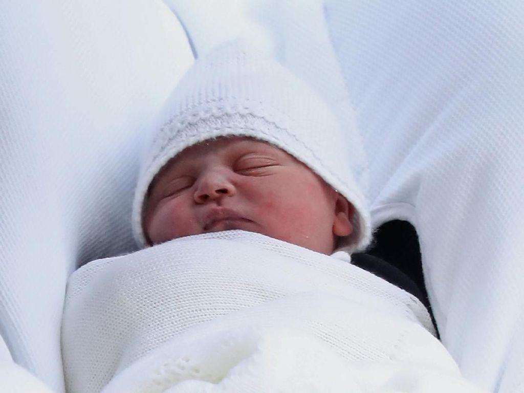 Akhirnya Nama Anak Ke-3 Kate Middleton-Pangeran William Terungkap