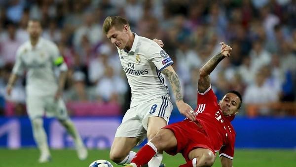 Kroos: Bayern Akan Lebih Sulit Dikalahkan