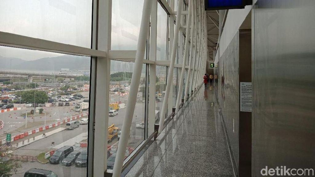 Foto: Tempat Ibadah Beragam Agama di Bandara Hong Kong