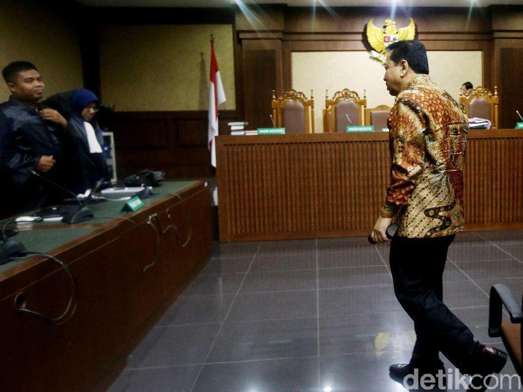 MKD akan Rapat Bahas Status Setya Novanto di DPR