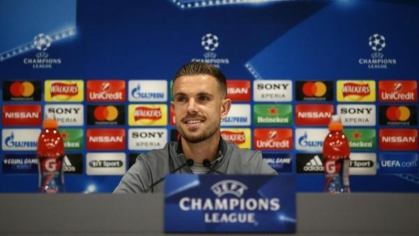 Henderson: Liverpool Underdog di Hadapan Roma