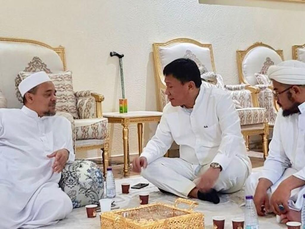 Politikus PDIP: SP3 Habib Rizieq Langkah Polri Setop Kegaduhan