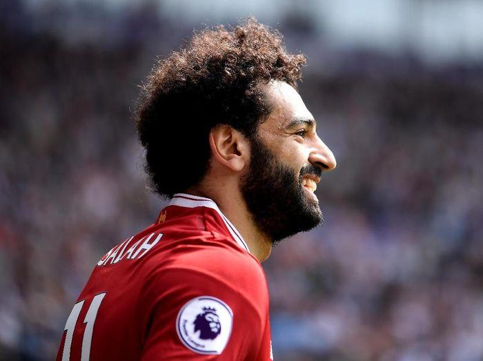 Mohamed Salah: tajam di lapangan, dermawan di kehidupan (Laurence Griffiths/Getty Images)