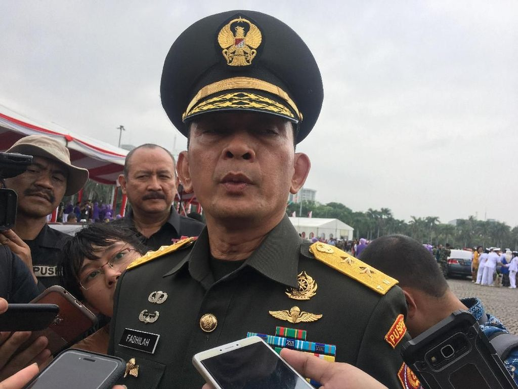 Kapuspen TNI Mayjen Sabrar Jadi Pangdam Bukit Barisan