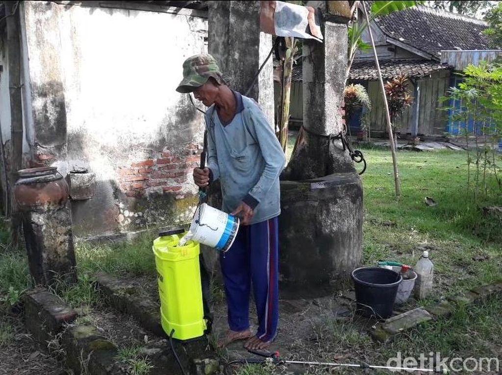 Video Aneh Tapi Nyata! Air Sumur Asin Padahal Jauh dari Pantai