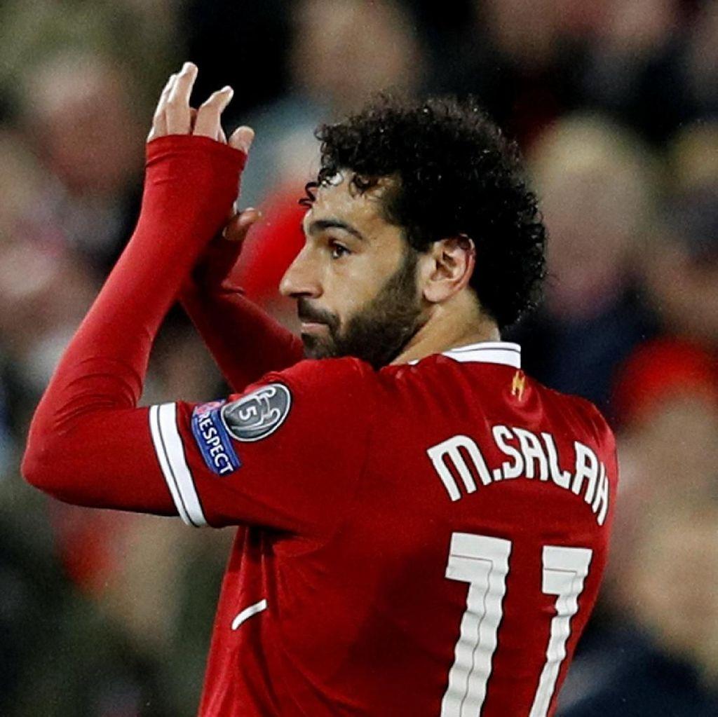 Mohamed Salah, Rekor-rekornya Sekarang dan Potensi Rekor Lainnya