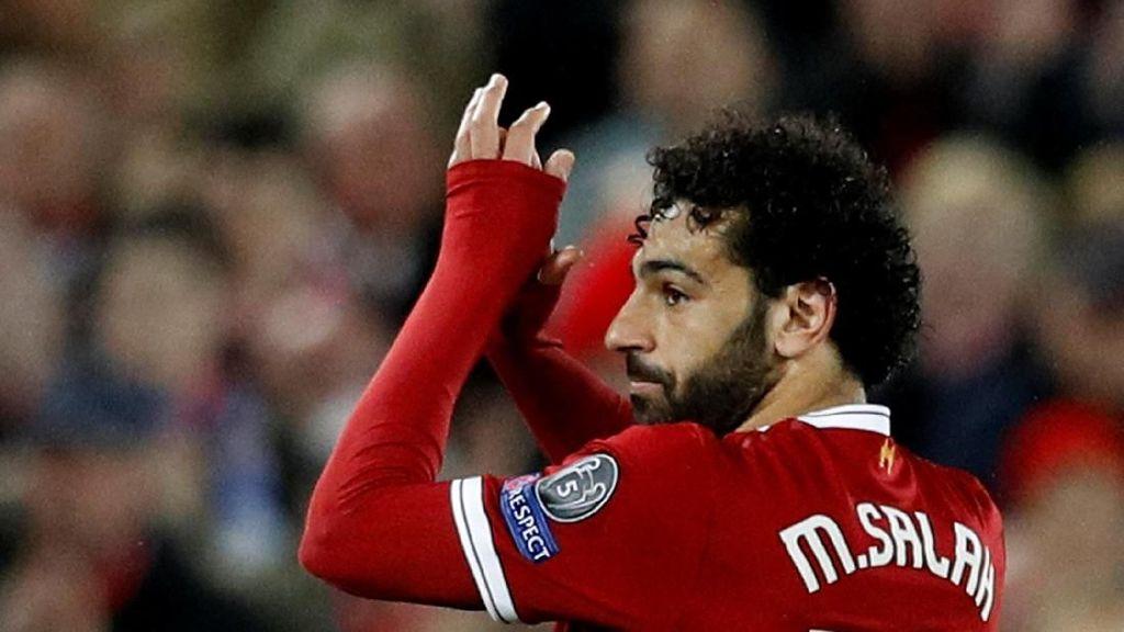 Mesir Ingin Contek Cara Liverpool Memainkan Salah