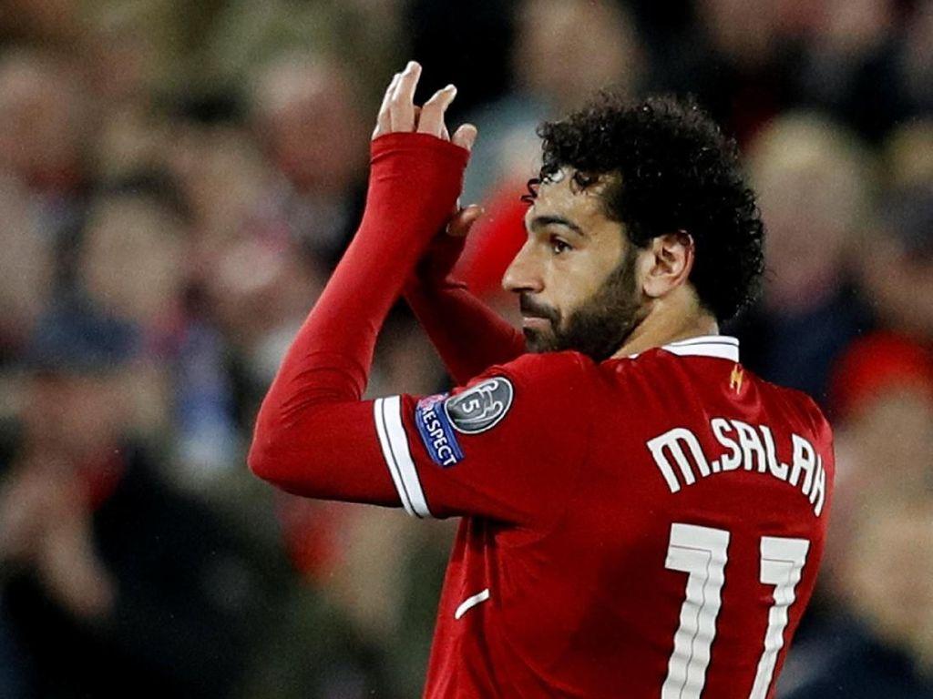 Salah Bisa Raih Ballon dOr jika Liverpool Juara Liga Champions?