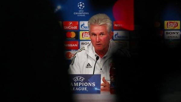 Bayern Mengharap Tuah Heynckes