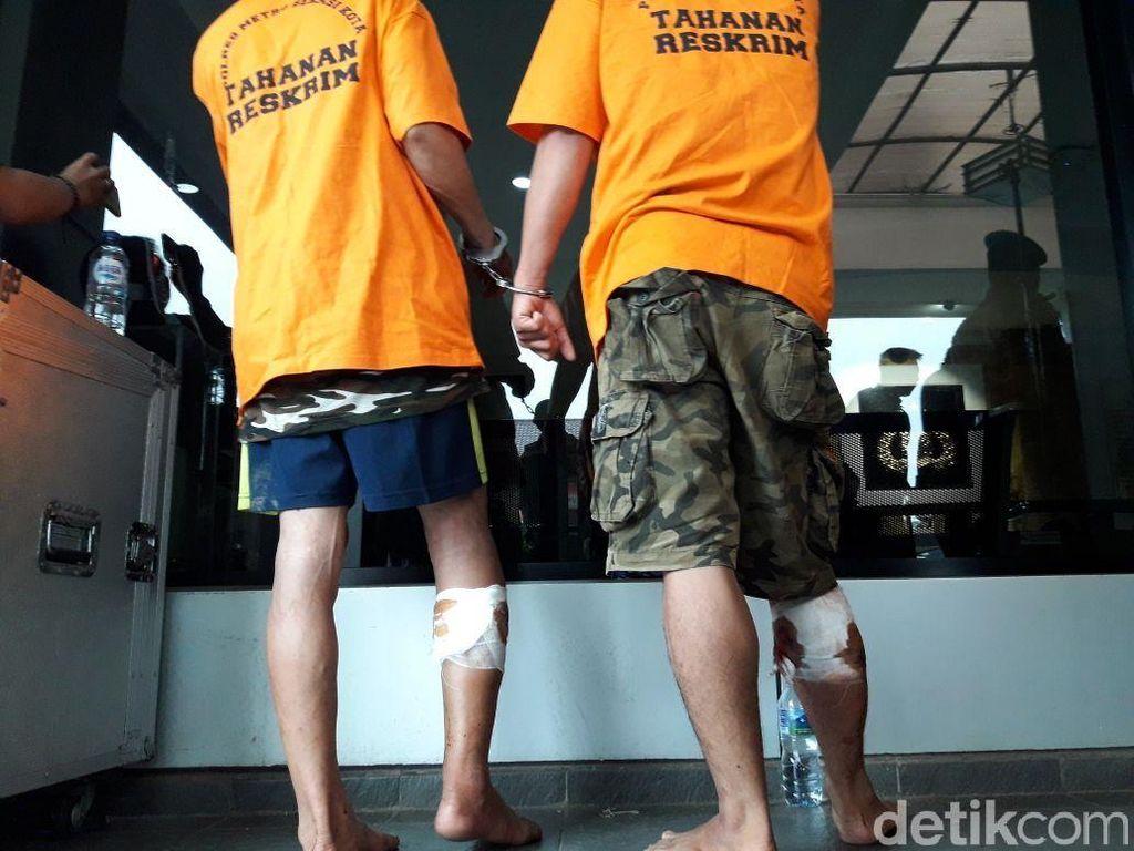 Beraksi Pakai Jimat Kuku Macan, 2 Pencuri Ditangkap di Bekasi