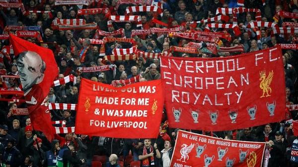 Untuk Fans Liverpool yang Pergi ke Roma: Hati-hati Diserang