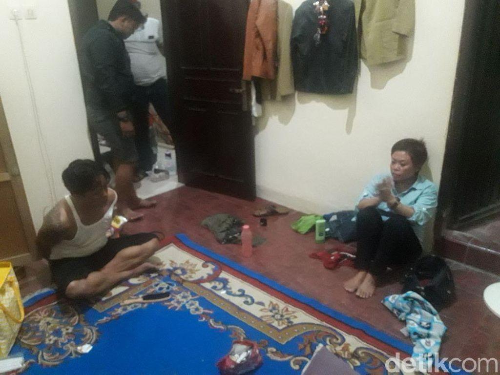 Direktur Lembaga Rehabilitasi Blitar Tertangkap Konsumsi Sabu