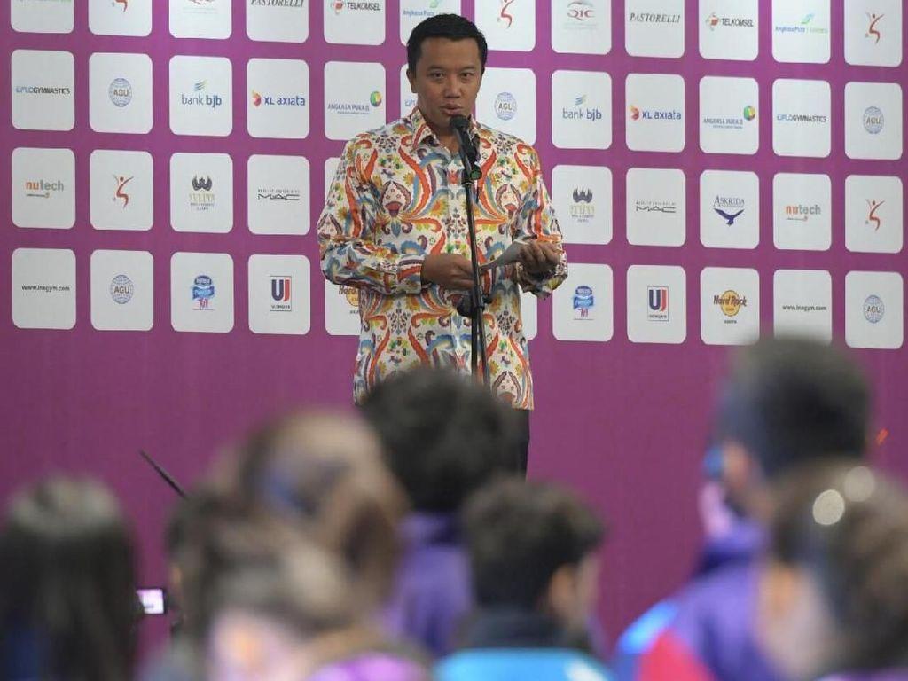 Menpora: Peristiwa di Mako Brimob Tak Pengaruhi Asian Games