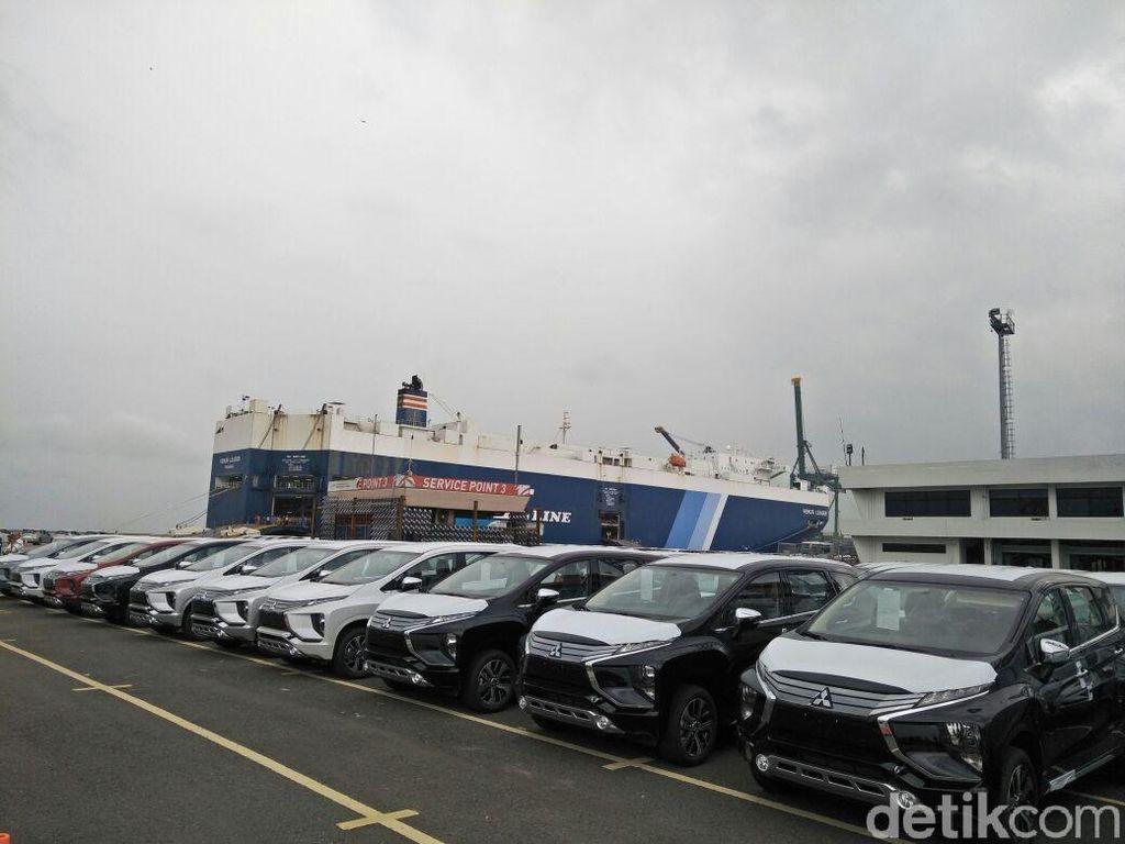 Soal Ekspor, Xpander Juga Lebih Unggul dari Avanza