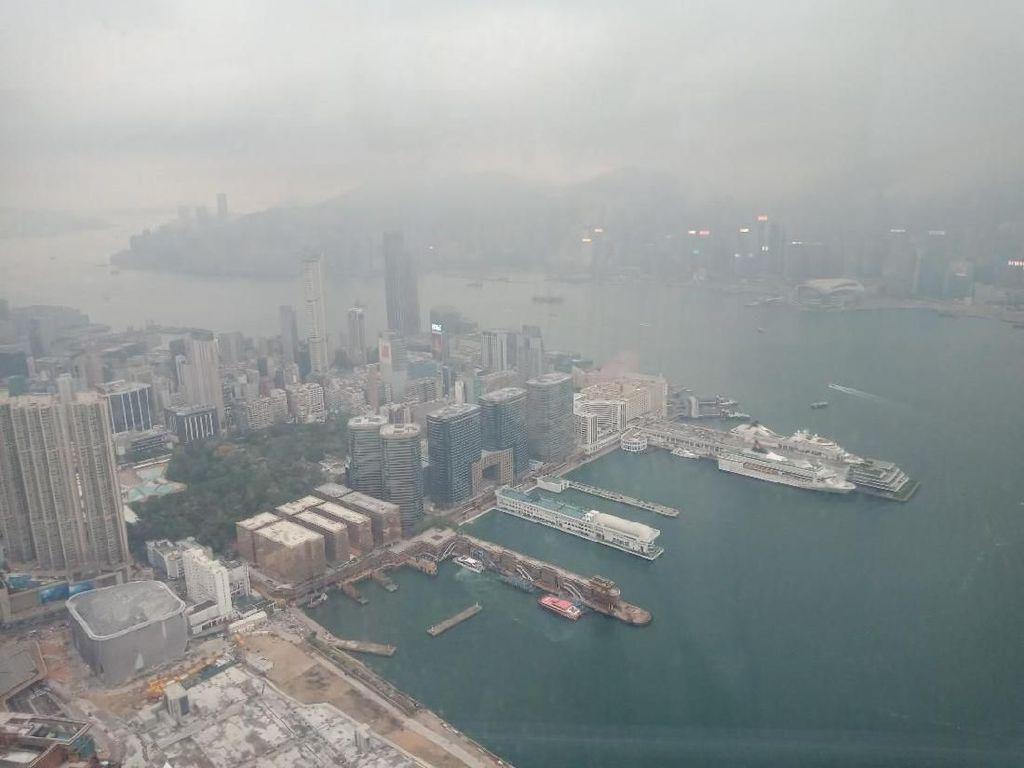 Tempat Terbaik Melihat Hong Kong dari Ketinggian