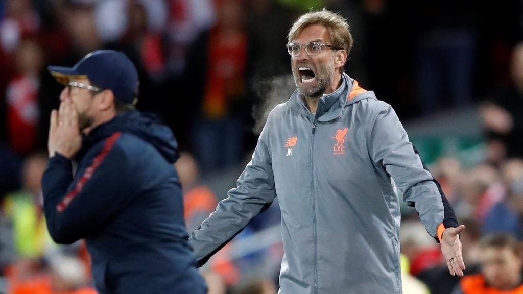 Klopp: Liverpool Sempurna Selama 80 Menit