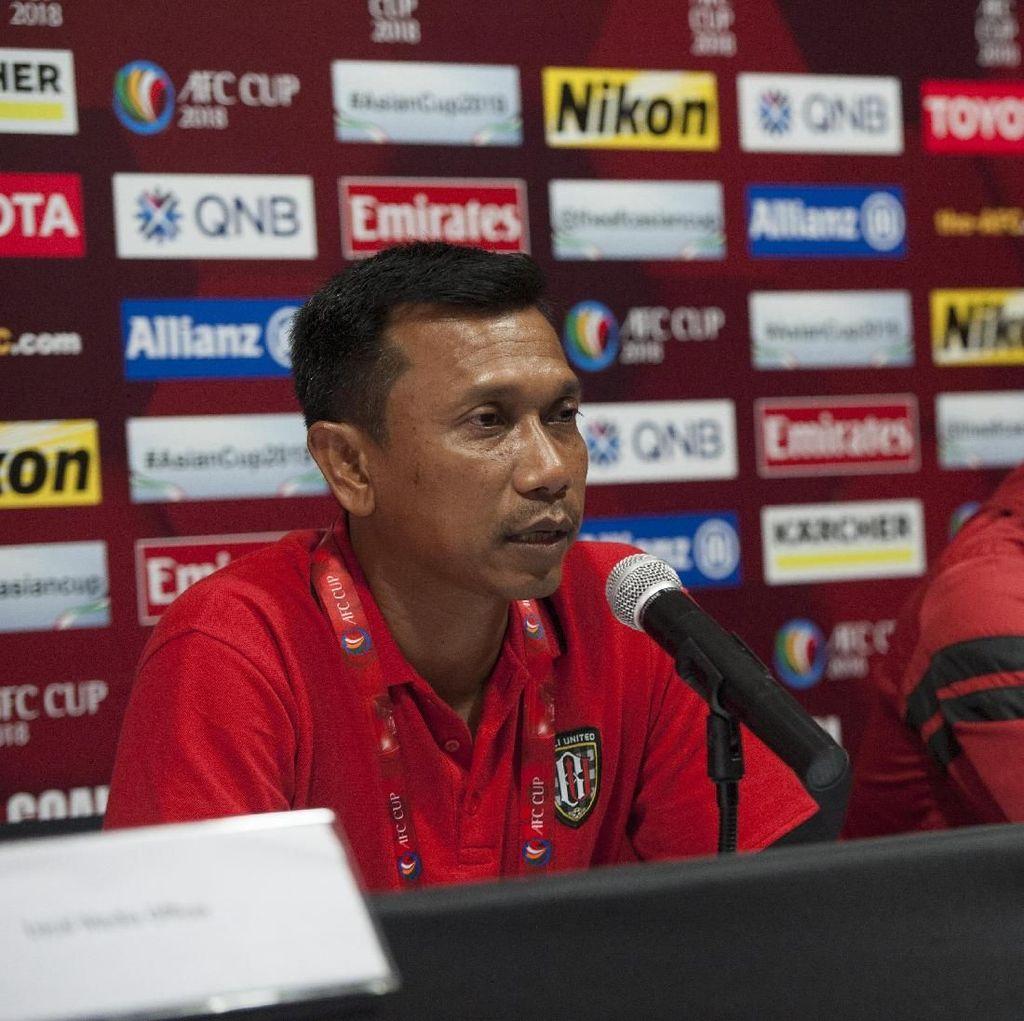 Kalah dari Borneo FC, Bali United Mengaku Lengah