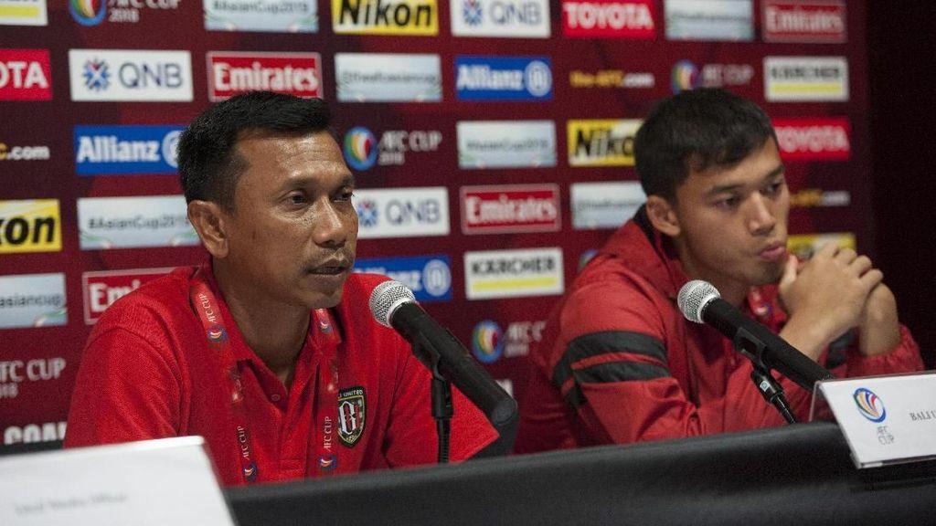 Kalah dari Borneo FC, Bali Mengaku Lengah