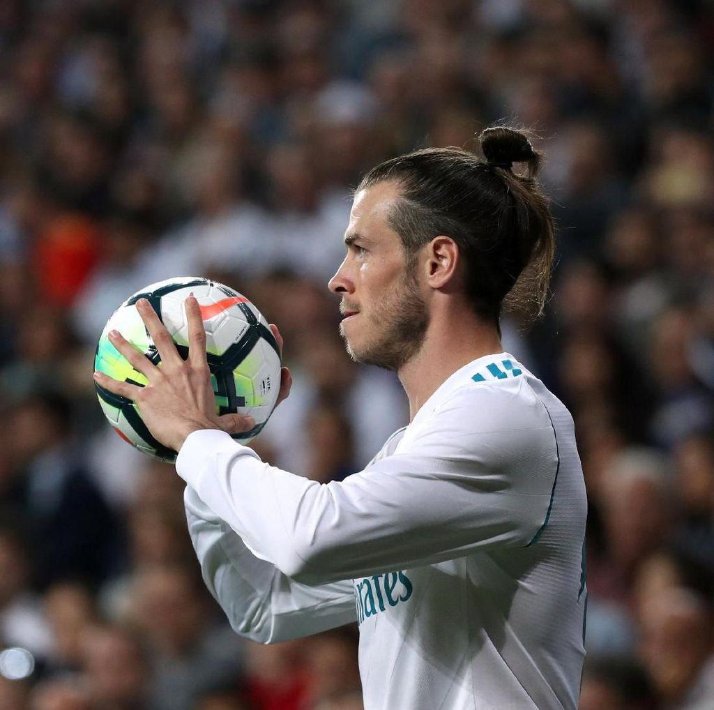 Bale Senang Dikatikan dengan Bayern, tapi ...