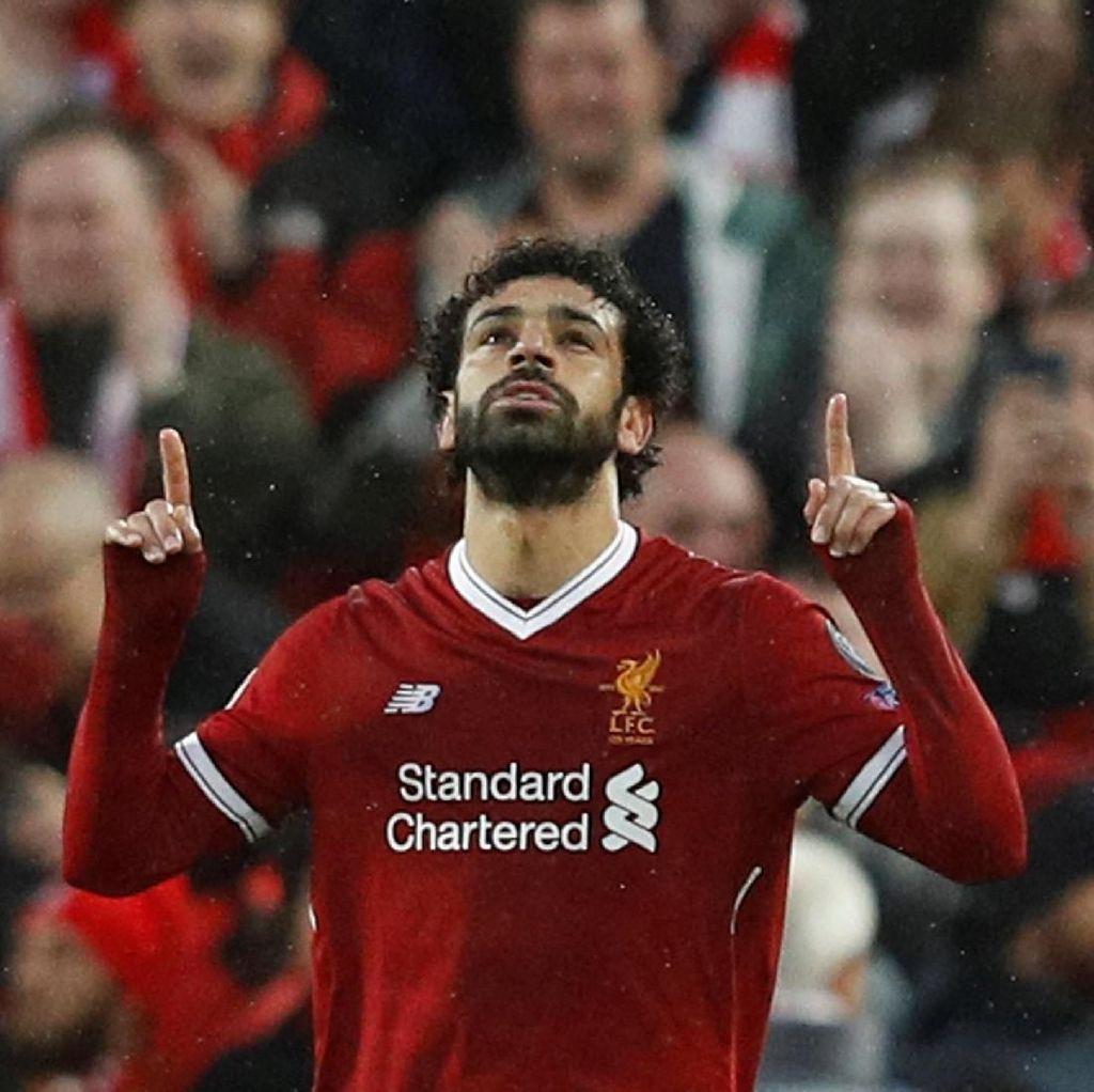 Liverpool Kini Serba Salah