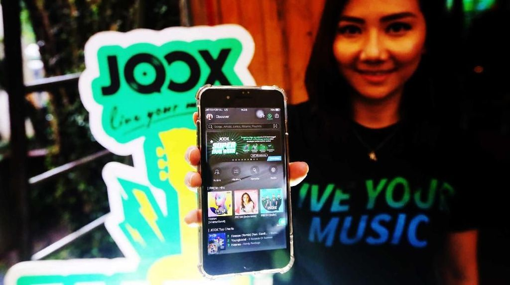 Distribusi Musik Digital