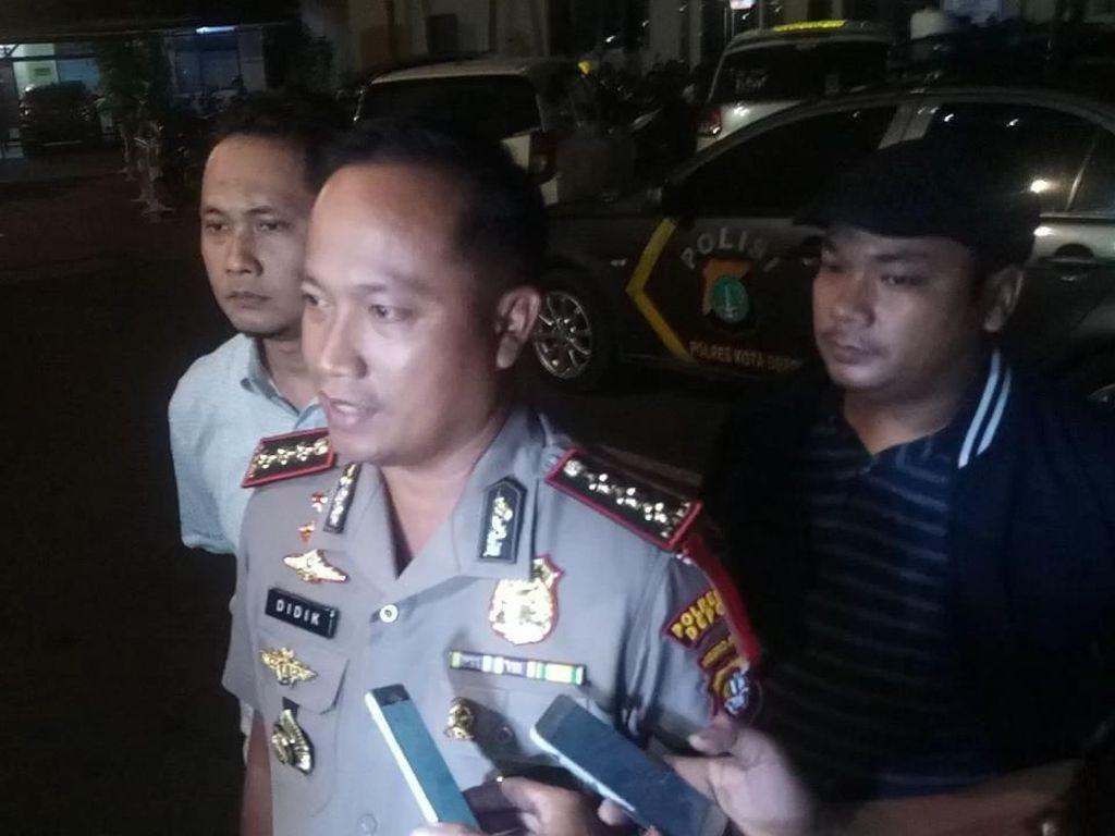 7 Orang Diduga Bandit di Depok Ditangkap Saat Pesta Miras
