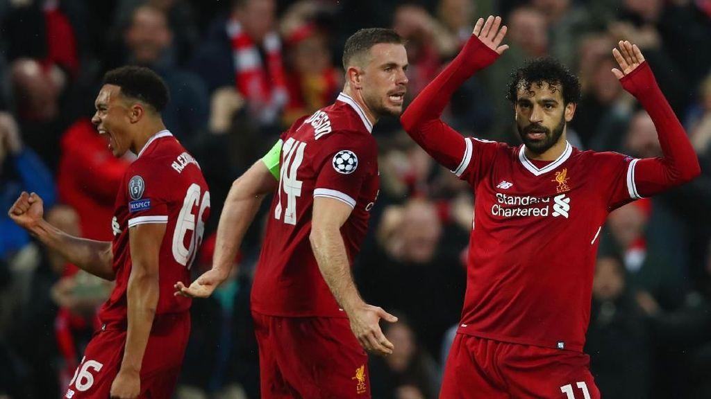 Perjalanan Panjang Liverpool di Liga Champions Jadi Modal Menuju Final