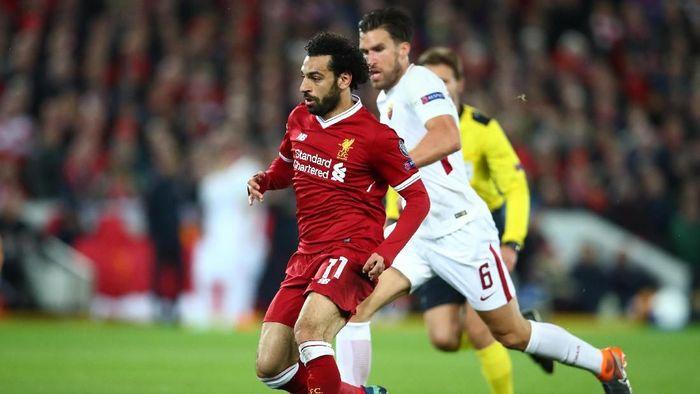 Mohamed Salah tampil luar biasa musim ini untuk Liverpool (Clive Brunskill/Getty Images)