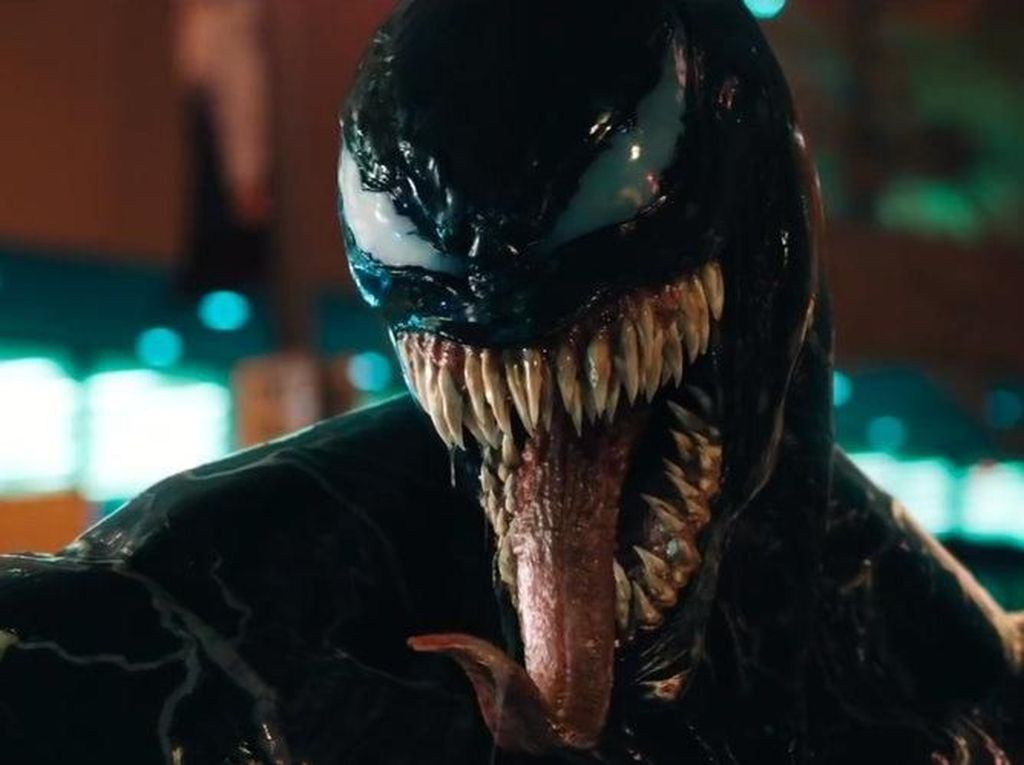Apakah Venom Bakal Muncul di Cerita Spider-Man?