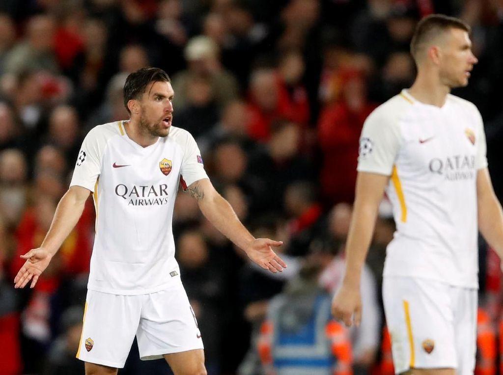 Roma Lepas Kevin Strootman ke Marseille