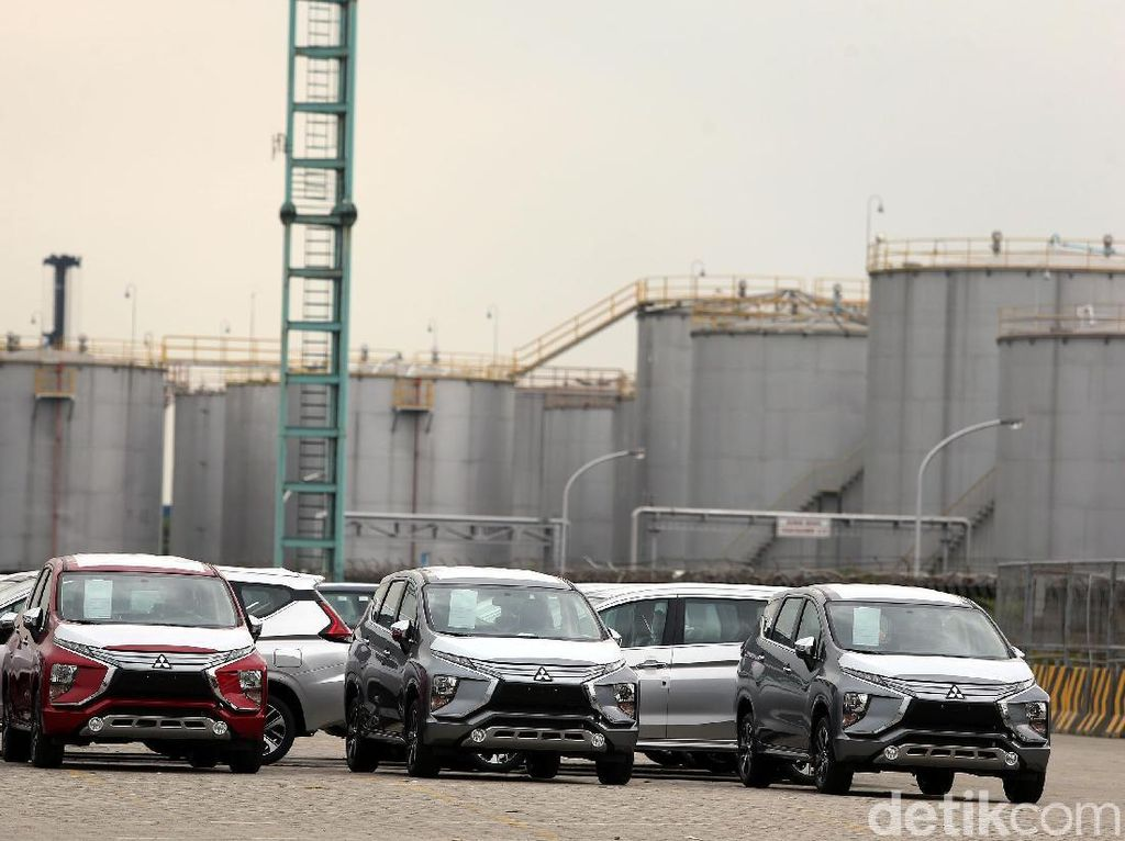 Selain Xpander, Mobil Buatan RI Ini Juga Laris di Negeri Orang