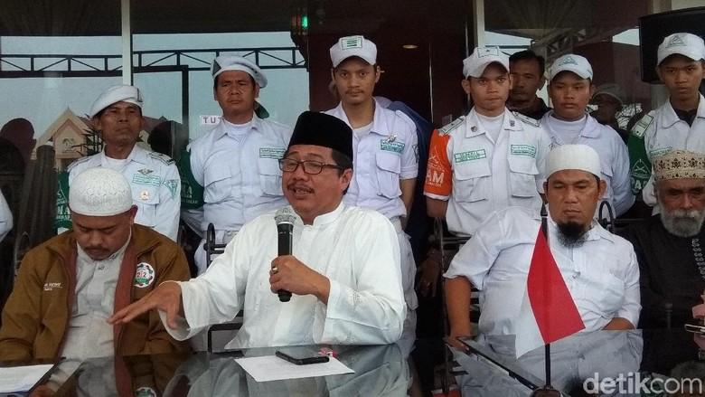 7 Poin Penjelasan PA 212 soal Pertemuan dengan Jokowi, Nomer 5 Gak Nyangka....