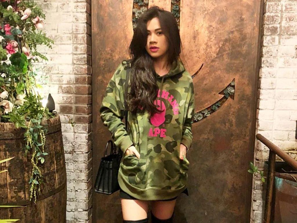 Gaya Adinda Bakrie yang Dijuluki Crazy Rich LA oleh Majalah Fashion AS