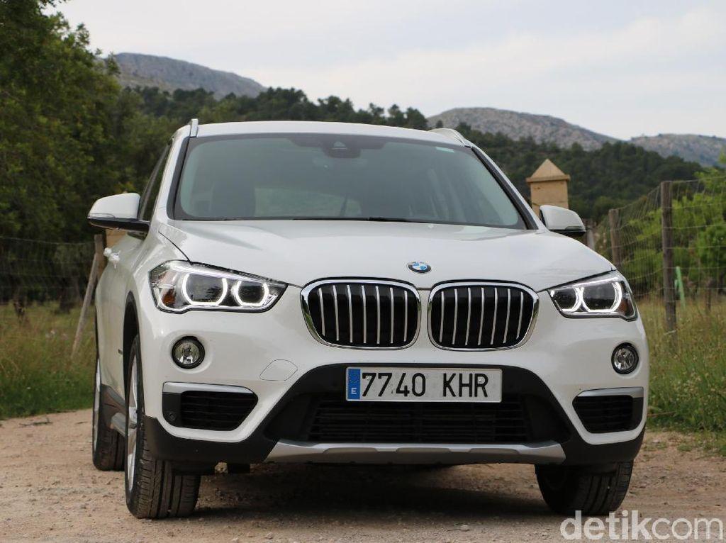 BMW X1 Punya Sistem Plug-in Hybrid Terbaru