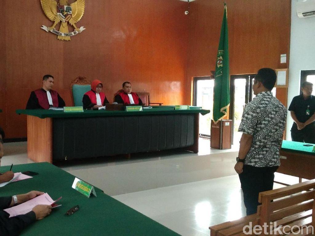 Dukung Salahsatu Calon, Camat di Cirebon Divonis 2 Bulan
