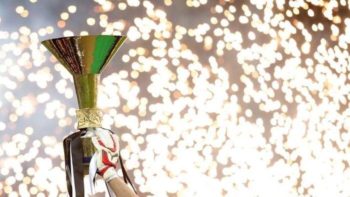 Coppa Italia musim ini tayang langsung di TVRI (MARCO BERTORELLO / AFP PHOTO)