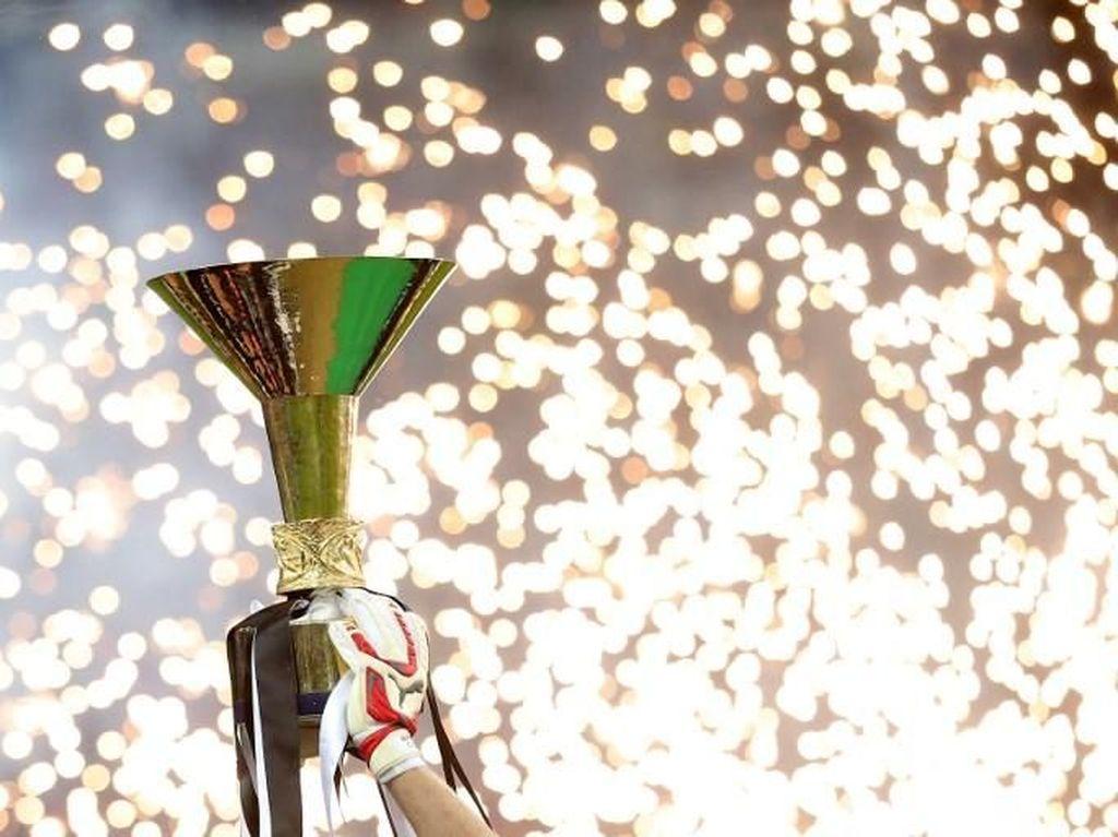 Coppa Italia Tayang di TVRI