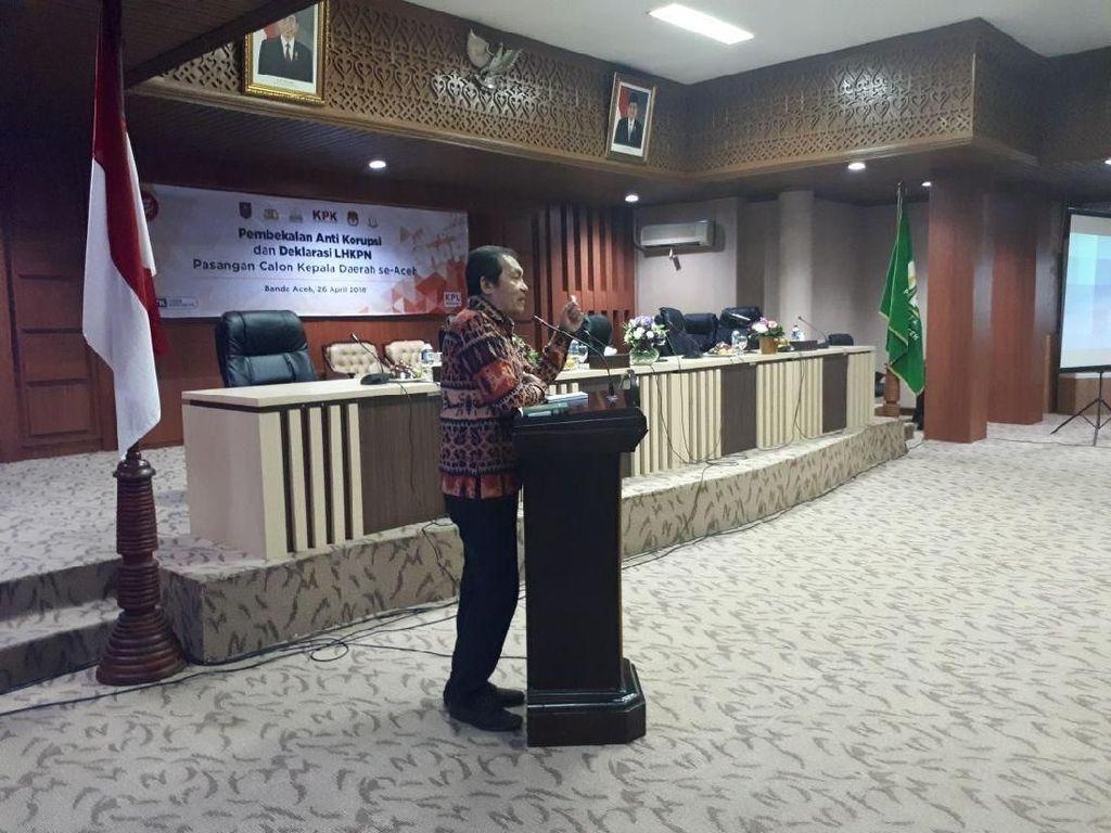 KPK Ingatkan Ranjau yang Buat Kepala Daerah Jadi Tersangka