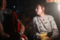 Viral Wanita Cantik Penjual Popcorn, Kisahnya Tak Seperti yang Dibayangkan