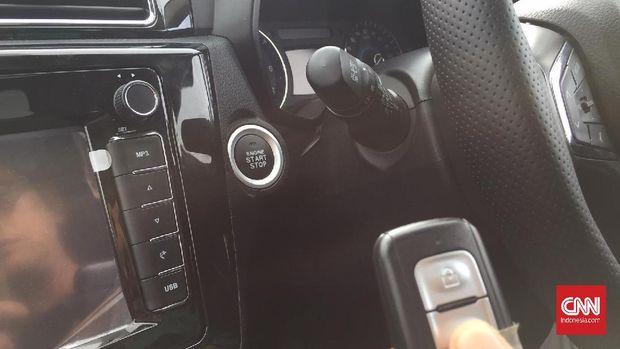Fitur keyless entry dan tilt steering tersimpan untuk Glory 580