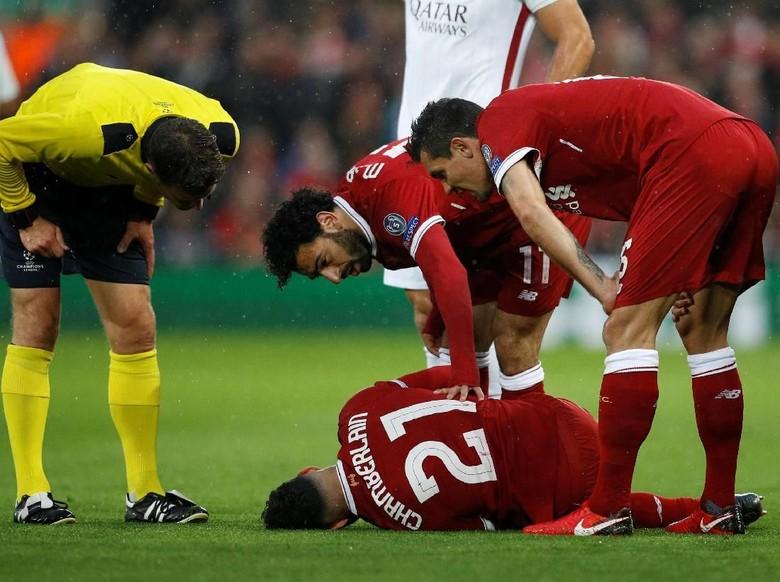 Chamberlain: Cedera Ini Tak Separah Korban Serangan Fans