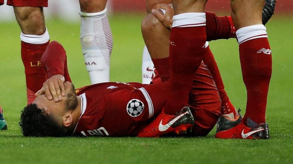 Oxlade-Chamberlain Dipastikan Absen di Piala Dunia karena Cedera Lutut